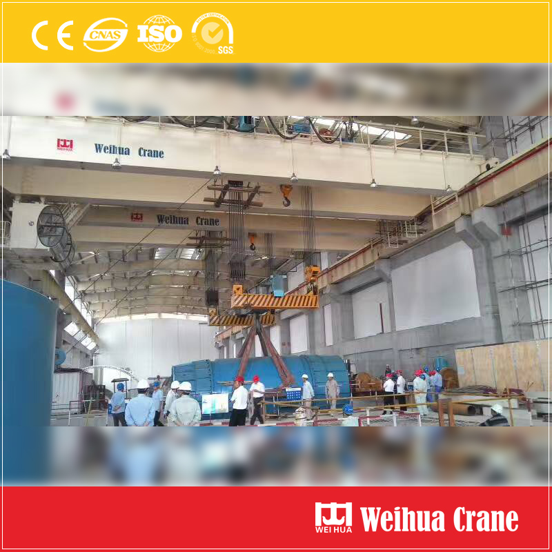 Overhead Crane Power Station
