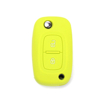 Eco-friendly e tšoarellang Silicone Renault key fob sekoahelo
