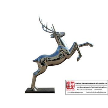 High quality Art Stainless Steel Sculpture