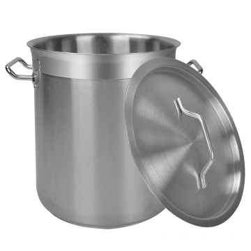 Stainless Steel Compound Bottom Stock Pot