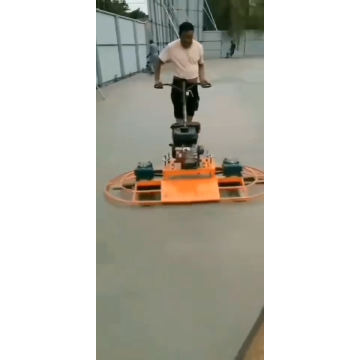 Gasoline Engine Walk Behind Concrete Power Trowel Machine Factory