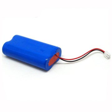 18650 1S2P 3.7V 5200mAh Li-Ion Battery Pack