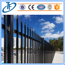 Garrison Steel Picket Fencing,Wrought Iron Fence