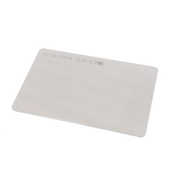 Wholesale RFID PVC card Felica contactless card