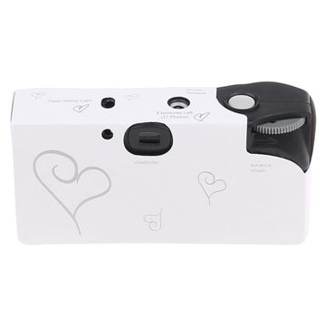 2021 New 36 Photos Disposable Film Camera Flash Power Single Use Once Take Pictures Tool