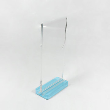 Clear Acrylic Display Stands For Table
