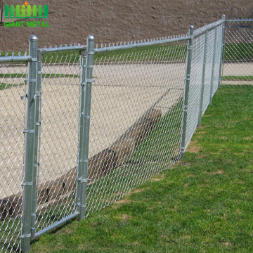 hot sale knuckle edge chain link fence
