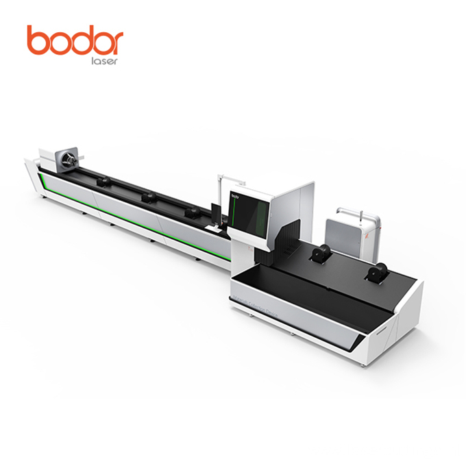 Laser tube cutting machine
