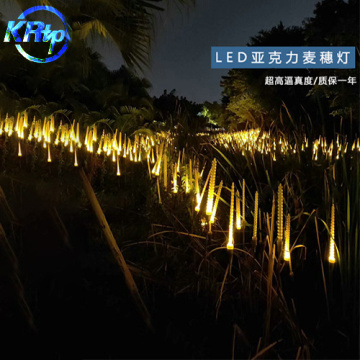 New LED Acrylic Wheat Lights