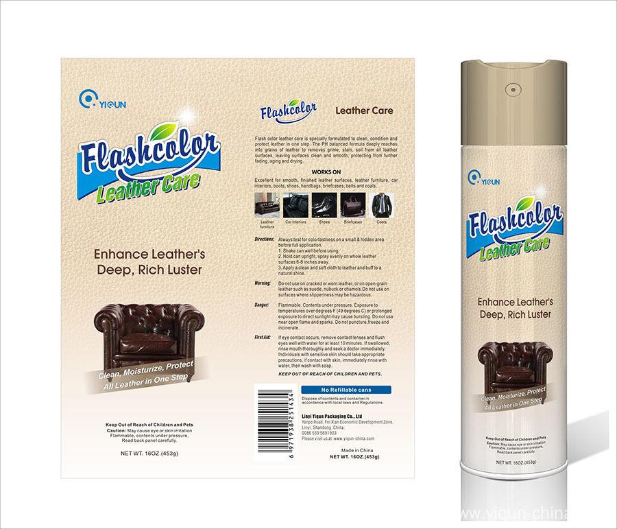 Leather Conditioner-10 OZ.(283g)-Polish and Protect Leather