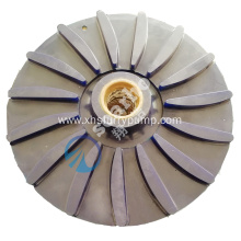 Polyurethane Impeller of Slurry Pump