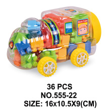 Yuming building blocks 36PCS