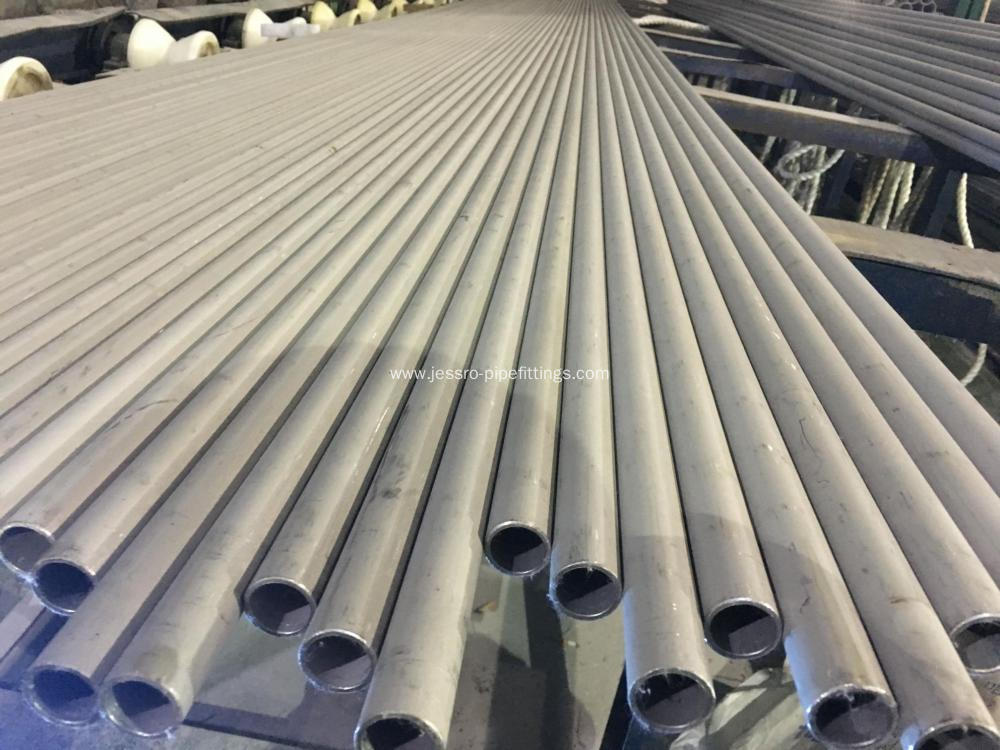 Stainless Steel Seamless tubes for Heat exchanger&Boiler&Condensar 25*2*9000MM,pickled and annealed,plain ends