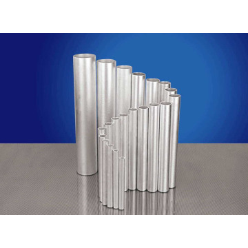 Mill Finish Aluminum Tubes