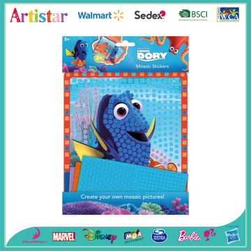 DISNEY&PIXAR FINDING DORY Mosaic stickers