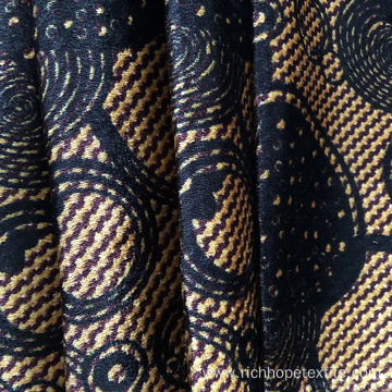 Wholesale Price African Printed Velvet Fabric For Sofa
