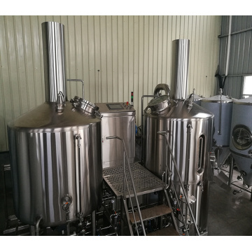 316L 1000L Craft Beer Brewhouse Mini Brewery Equipment