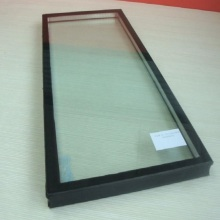 Tempered Triple Glazing Insulated Frosted Glass