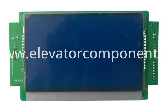 KONE Elevator Blue LCD Display Board KM51104209G01