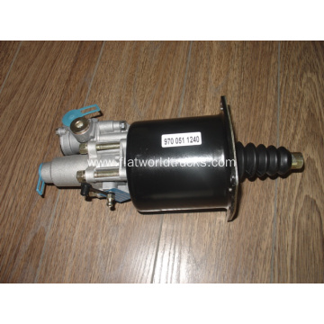Cluth servos of Euroepan trucks