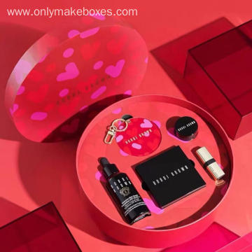 Pink Gift Boxes With Vacform Tray For Lover
