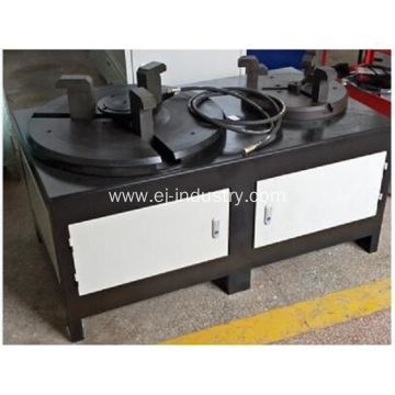 Portable manual control safety valve test bench