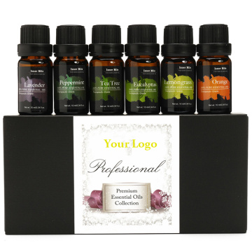 OEM/ODM 100% Pure Essential oils set
