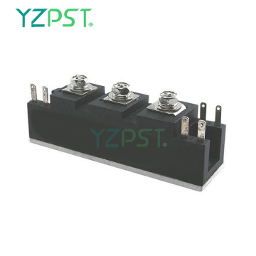 Dual thyristor modules 80A for high reliability