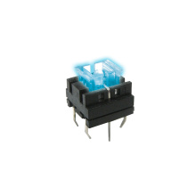 IP67 SPST High Sensitive LED Touch Tact Switch