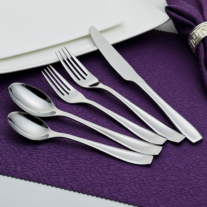 English Stainless Steel Flatware