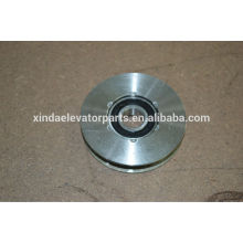 M0000047 big size hanging roller for door machine & landing door device elevator door roller
