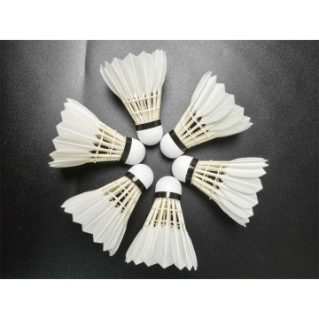 Goose Feather Four Grade Badminton