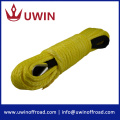 "8 mm(5/16"")4x4 Synthetic Winch Rope various colors"