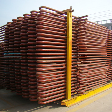Coil Panel Type Superheater Tubes