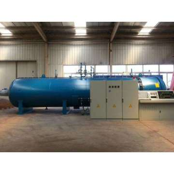 Autoclave Equipment For Rubber Vulcanization