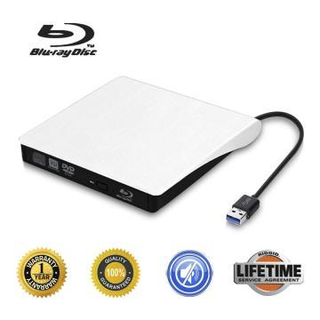 USB 3.0 Blu ray Drive BD-ROM CD/DVD RW Burner Writer Optical Drive Portatil External Bluray Player for hp Laptop Computer Apple