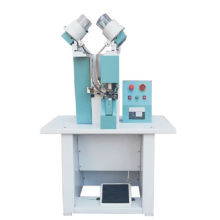 Automatic Double-side Punching & Eyeletting Machine