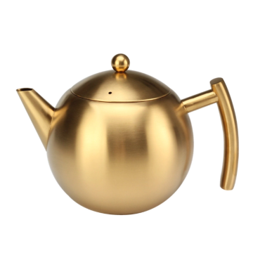 Stainless Steel Tea Kettle with strainer