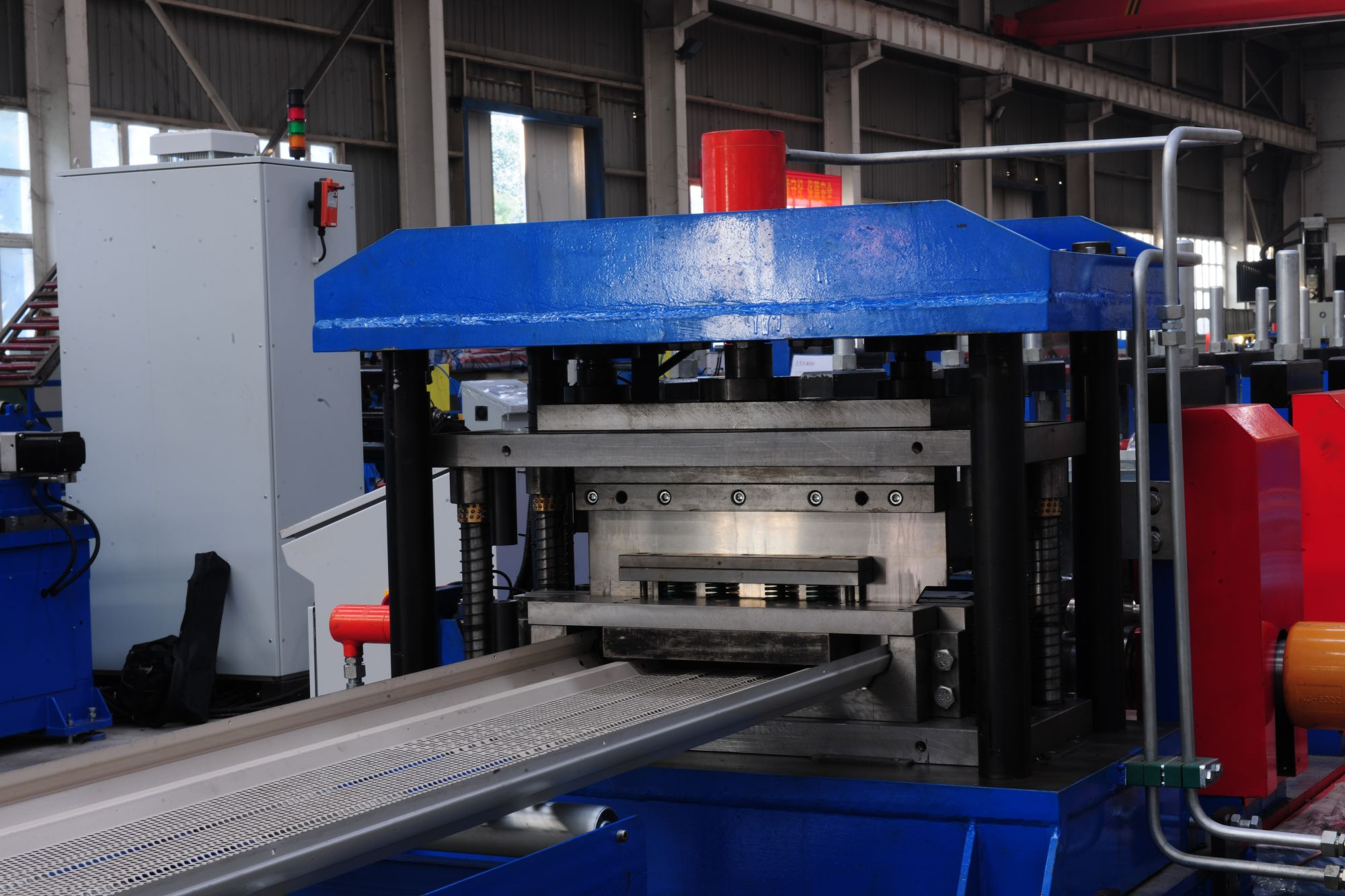 TF Soundproof Panel Roll Forming Line