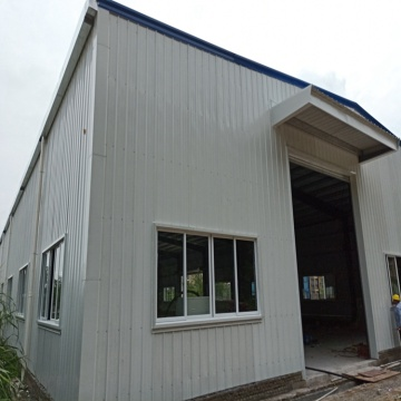 Construction Design Steel Metal Structure Building Warehouse