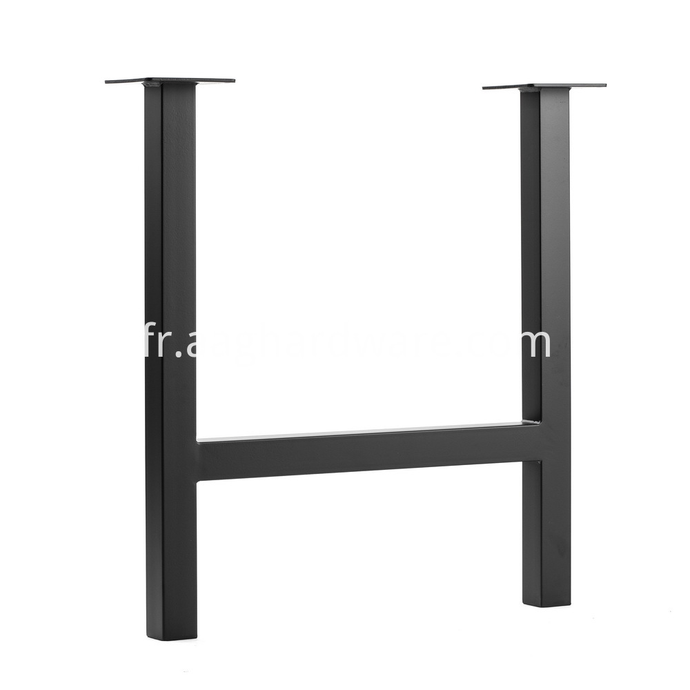 Hot Sale Wrought Furniture Desk Stand 5