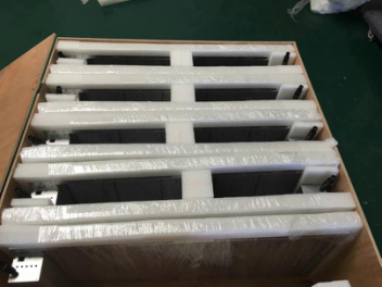 Led Grid Display for Building Facade- the packing