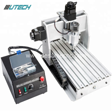 3 Axis Mini Metal CNC Milling Machine