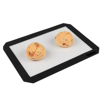 Eco-friendly Bakeware Silicone Fiberglass Baking Mat