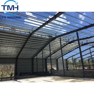 structural structure steel building warehouse in bahrain