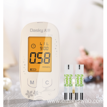 Blood Glucose Meter Blood Glucose Meter With Patch