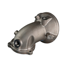 Casting Exhaust Pipe Parts for Automobiles