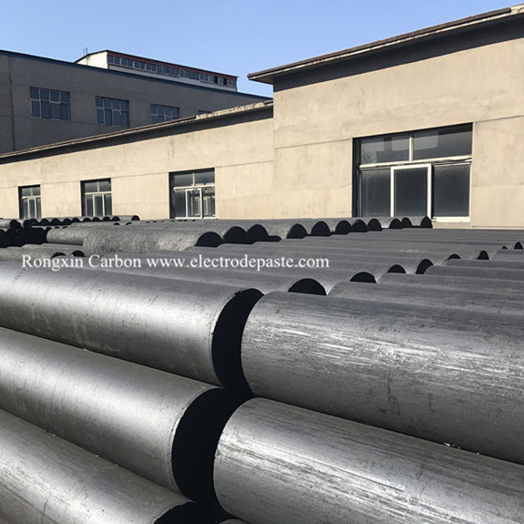 Electric low resistivity Regular Power Graphite Electrodes