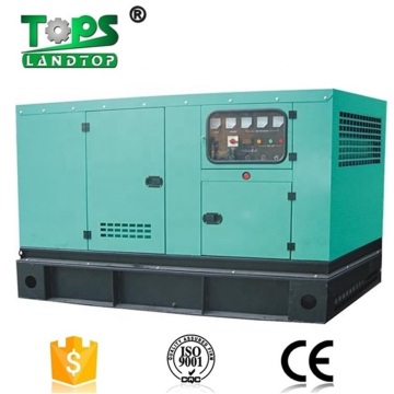 30kva Small Silent Diesel Generator with Deutz Engine