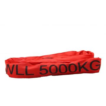 5,000KGS Lifting Round Shape Sling for Heavy Loads